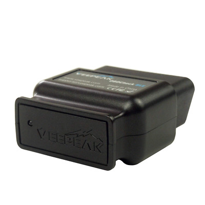 Veepeak OBDCheck BLE Bluetooth 4.0 OBD2 Scanner Adapter for iOS & android - Auto