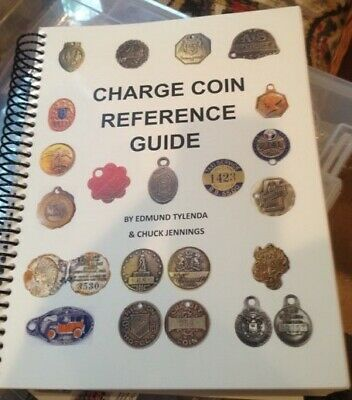 Charge Coin Reference Guide Book on Charge & Credit Coins; coins keys
