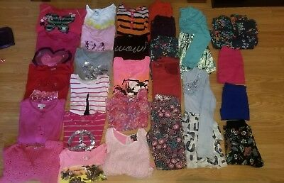 Girls Clothing LOT Size 10 12 GAP Justice The Childrens Place & More 27 Items