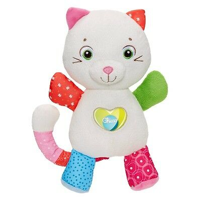Games CHICCO Puppets First Love Oliver Kitten Stuffed animals Recall