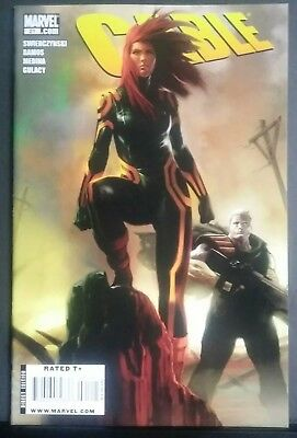 Cable #21 Nm- First Adult Hope Summers 2010 Marvel Comics Deadpool Movie Hot Key