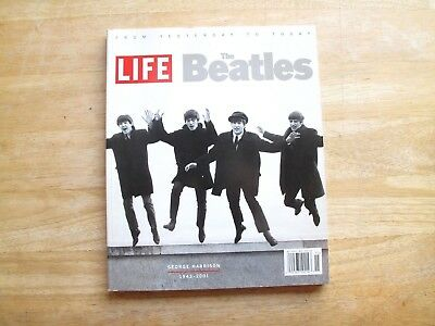 LIFE The Beatles From Yesterday to Today: George Harrison 1943-2001 Softcover
