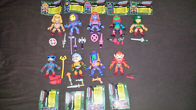 Loyal Subjects Masters of the Universe 9 Figuren Incl. Faker (1/96)