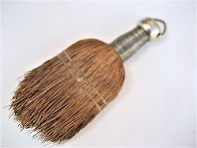 Old 7 inch whisk broom - early 1900's
