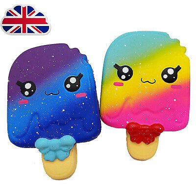 Ice-lolly Jumbo Slow Rising Squishies Scented Squishy Squeeze Toy L1