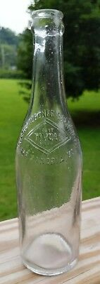 Vintage Robert Portner Brewing Co Tivoli Beer Bottle Alexandria Virginia VA