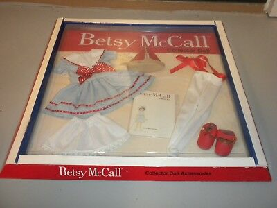 MIP 14 Inch Betsy McCall Goes Sailing Outfit  by Robert Tonner