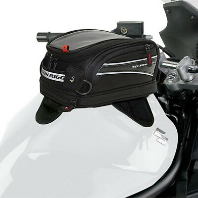 Nelson Rigg NEW CL-2014 Journey Mini Magnetic Motorcycle Road Bike Tank Bag
