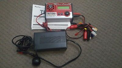 Great Planes ElectriFly Triton 2 Charger/ Discharger/ Cycler