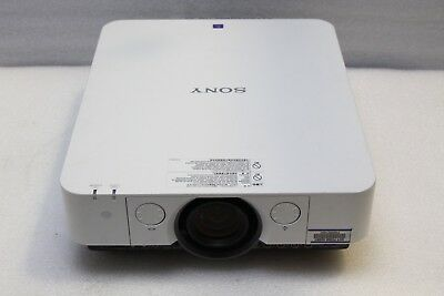 Sony VPL-FX35 3LCD Large Venue Conference Room 5,000 Lumen Projector - 884 Hours