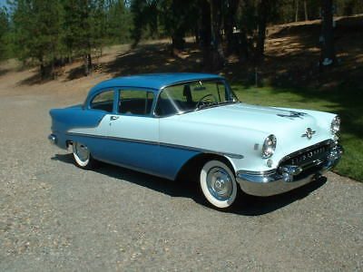 1955 Oldsmobile Eighty-Eight 88 1955 Oldsmobile  88 2 dr. Only 28,265 Actual MILES!! SURVIVOR!! AMAZING !!