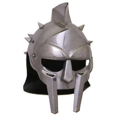Unidecor Medievial Replica Maximus Spike Helmet Hallowen Colectable re-enactment