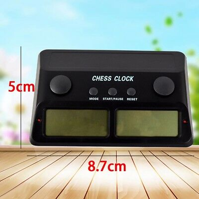Clock Chess I-GO Digital Master Tournament igo Clock Countdown Timer
