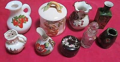 Mixed Lot Of Vases And Jugs - Decor /  Collectable  / Market Stall Holder