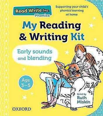 Read Write In My Reading and Writing Kit Early Sounds and Blending by Oxford