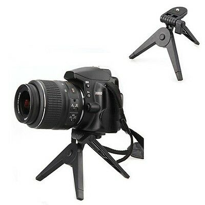 Adjustable Portable Mini Table Top Tripods Stand For DSLR SLR Camera Cell Phone