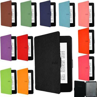 101% ULTRA SLIM COVER CASE FOR NEW KINDLE 6INCH 8th 2016 Kind PAPERWHITE 1/2/3