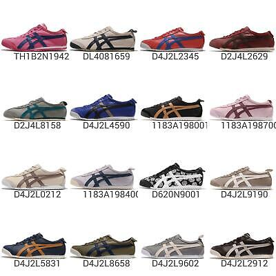 Asics Onitsuka Tiger Mexico 66 Mens Womens Vintage Running Shoes Sneakers Pick 1