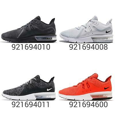 finest selection 86563 f50b4 Nike Air Max Sequent 3 III Men Running Shoes Sneakers Trainers Pick 1