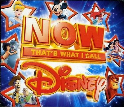 NOW THAT'S WHAT I CALL DISNEY Box set 2011 Various Artists Audio Music CD New