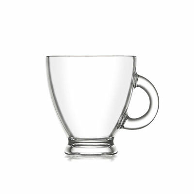 TASSE EXPRESSO 9,5 CL ROMA (LOT DE 6) - Verre - Transparent -