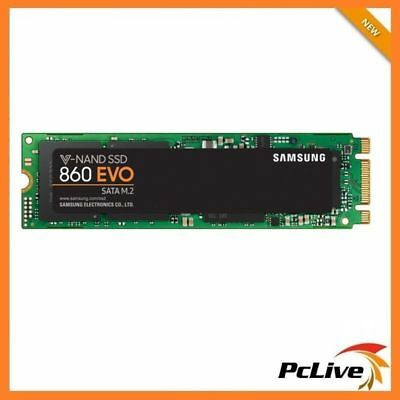 NEW Samsung 250GB EVO 860 M.2 SSD 3D V-NAND Solid State Drive High Performance