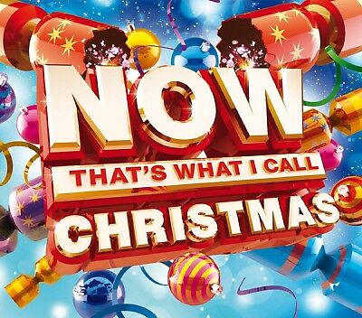 NOW THATS WHAT I CALL CHRISTMAS Original Audio Music CD Brand New Sealed
