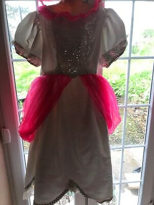 Beautiful PANTOMIME Princess COSTUME -  PROFESSIONALLY MADE - Lots Of Detail