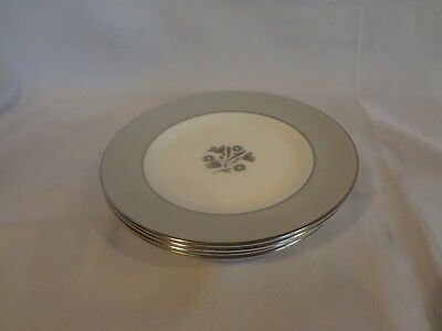 Royal Doulton - Kingsmere - H4909 - Set of 4 Bread Plates