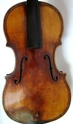 VIOLON école de VUILLAUME  OLD french VIOLIN  19 th century