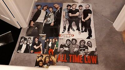Jack Barakat ALL TIME LOW A3 POSTER PRINT YF015