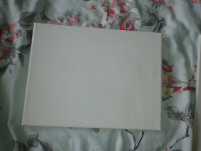 stretched artist canvas 12in x 10in pack of 2