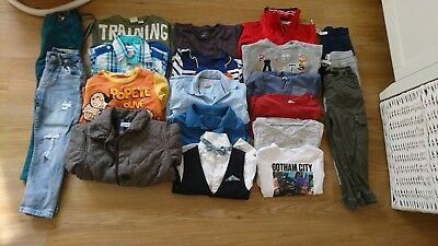Boys clothes bundles 3-4 years next hm Zara and other