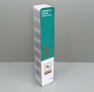 1,677 Colors - - - Pantone Color FORMULA Guide Solid - - - COATED - - - Sealed