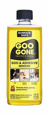 Goo Gone Original Liquid - 8 Ounce - Surface Safe Adhesive Remo... FREE SHIPPING