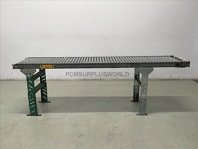 """Roller Conveyor 29"""" x 87.75"""" x 18"""" High ( Used and Tested )"""