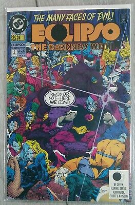 Ecolipso: The Darkness Within Special #02 (1992) - DC Comics
