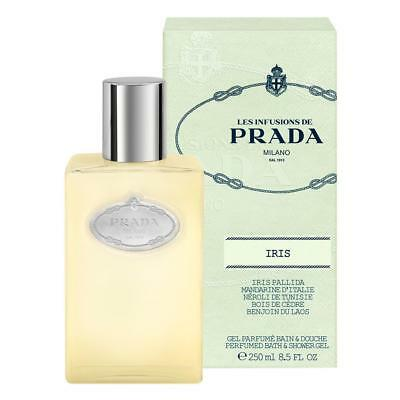 Prada Les Infusions De Iris Women Bath & Shower Gel 250ml