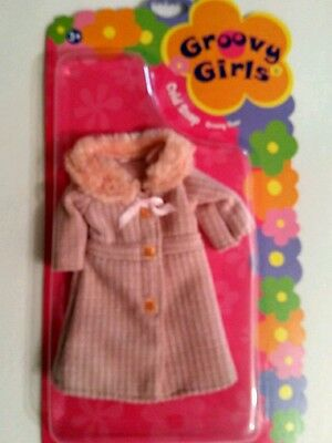 GROOVY GIRLS Coat Doll Clothes Fashion Cold Snap