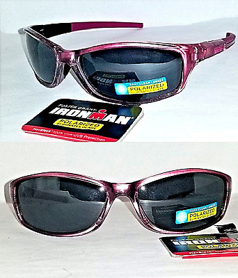 d7c283a967 2 Pair Foster Grant Ironman Victorious Pink Women s Polarized Sunglasses  MSRP 50