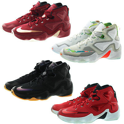 half off 1eda0 d642a NIKE 808709 KIDS Youth Boys Girls Lebron 13 Athletic Basketball Shoes  Sneakers