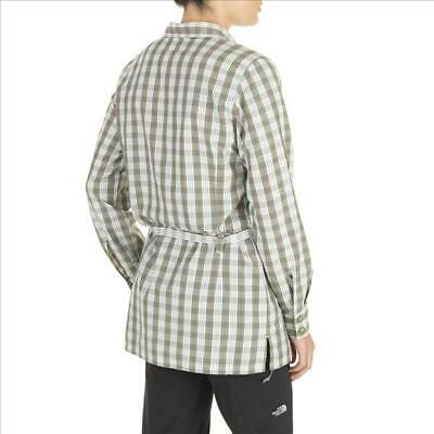 The North Face Women Long Sleeve Chashma Woven Bluse Langarm schnelltrocknend