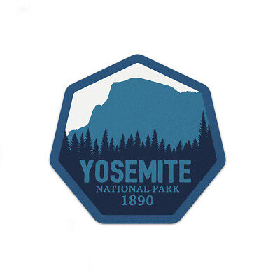 Yosemite National Park Sticker | National Park Decal