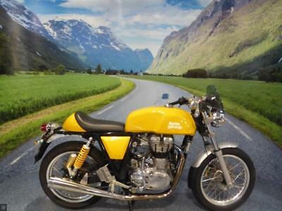 Royal Enfield,Continental GT, 2015