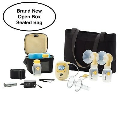 Medela® Freestyle Hands-Free Double Electric Breast Pump Deluxe Set Reg $325