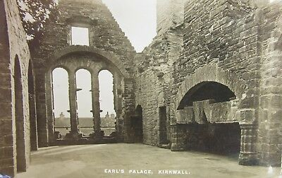 Earls Palace Kirkwall Scotland Early Rp Pc