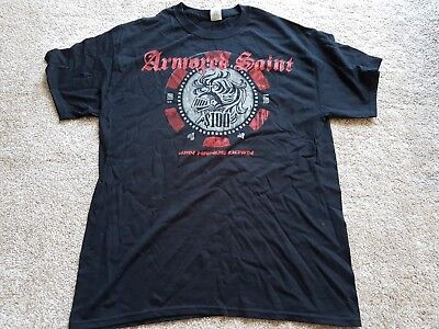 Armored Saint -  Wind hands down UK Tour 2017 T-Shirt  in L