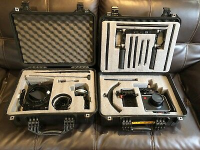 Black Magic Cinema Camera 2.5K EF + Accessories (PERFECT STUDENT STARTER KIT)