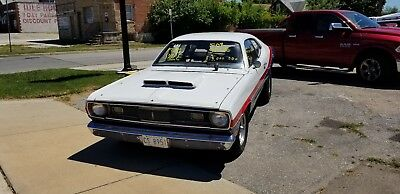 1970 Plymouth Duster  1970 340 Plymouth Duster