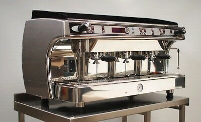 CMA Astoria Plus 4 U Futura ex Costa 3 Group Multi Boiler Coffee Machine +4U